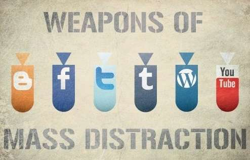 Disconnect: Weapons of Mass Distraction